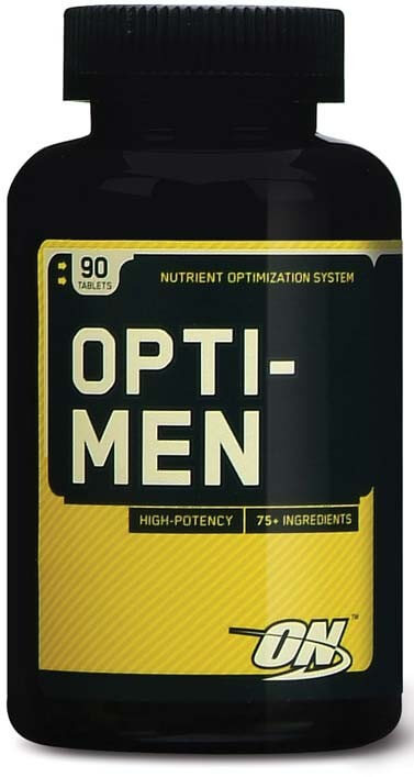 Optimum Nutrition (On) Opti-Men 90 таблеток