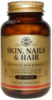 Skin, Nails & Hair, Advanced Msm Formula