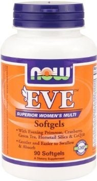 Now Eve Women's Multi 90 гелевых капсул
