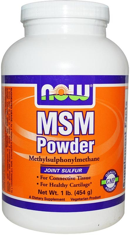 Now Msm Powder 450 г