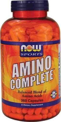 Now Amino Complete 360 капсул