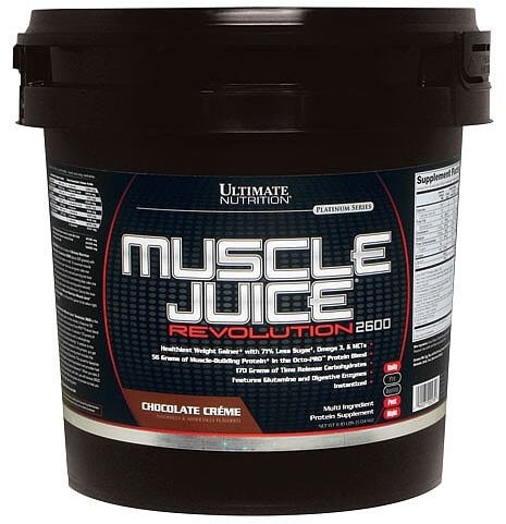 Ultimate Nutrition Muscle Juice Revolution 5 кг