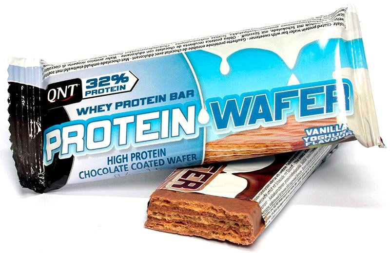 Qnt Protein Wafer 35 г