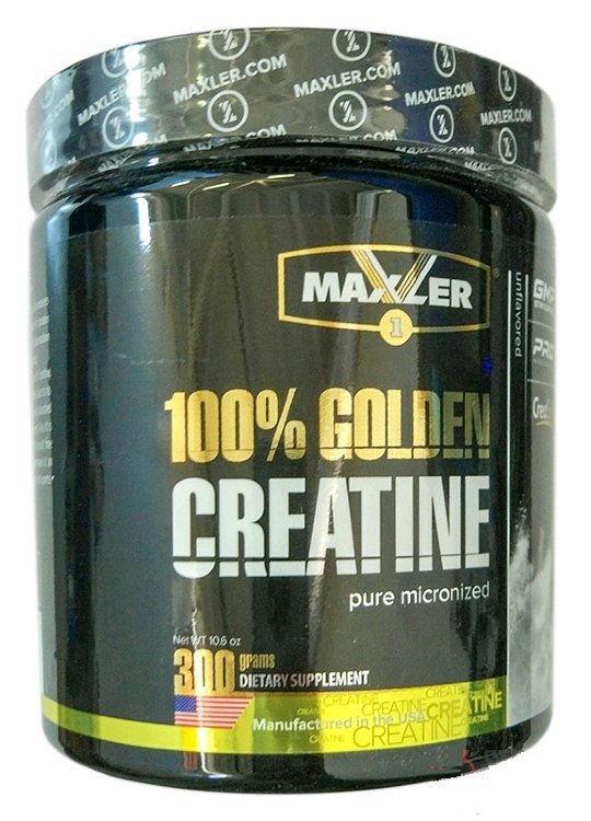 Maxler Usa 100% Golden Creatine 300 г