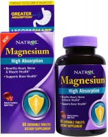 Magnesium High Absorption 60