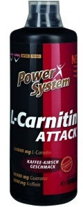 Power System L-Carnitin Attack 144.000 1 л