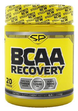 Steel Power Nutrition Bcaa Recovery 250 г