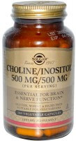 Choline / Inositol 500/500 мг