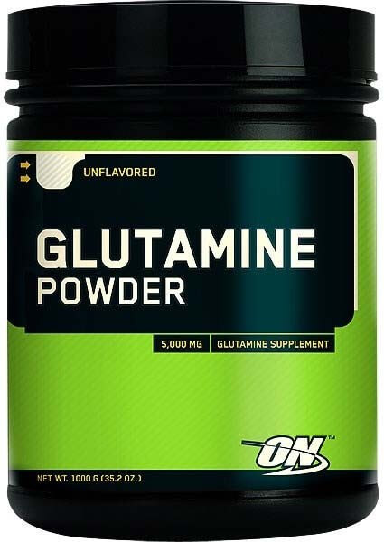 Optimum Nutrition Glutamine Powder 1000 г