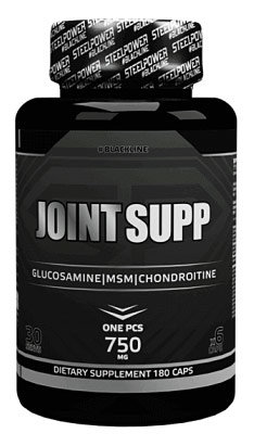 Steel Power Nutrition Joint Supp 180 капсул