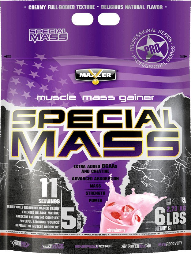 Maxler (Usa) Special Mass Gainer 2,7 кг