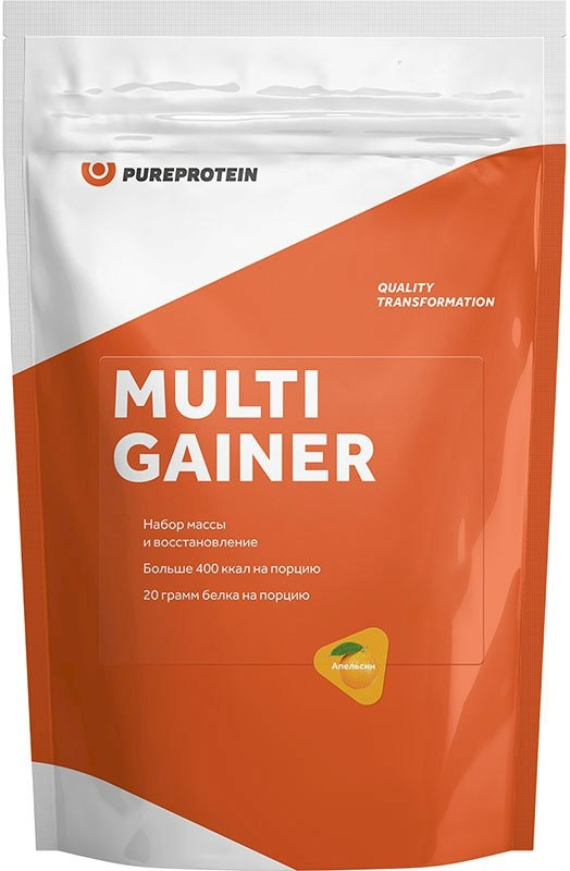 PureProtein Multi Gainer 1000 г