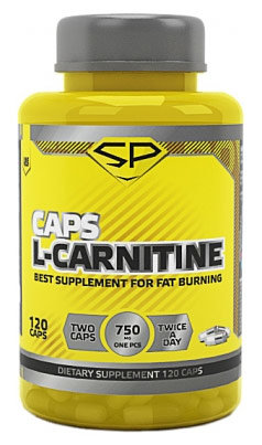 Steel Power Nutrition L-Carnitine 120 капсул