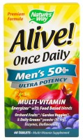 Alive! Once Daily Men's 50+