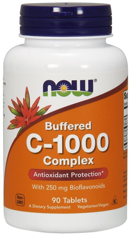 Now C-1000 Complex Buffered 180 таблеток
