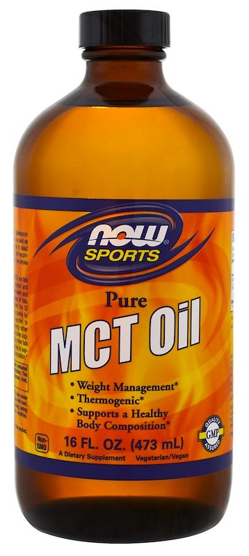 Now Mct Oil 473 мл