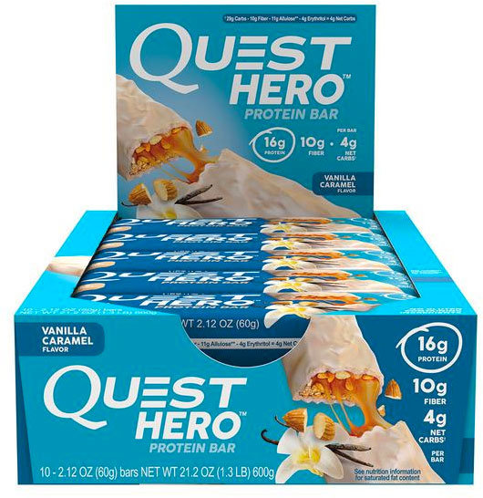 Quest Nutrition Quest Hero Protein Bar 60 г