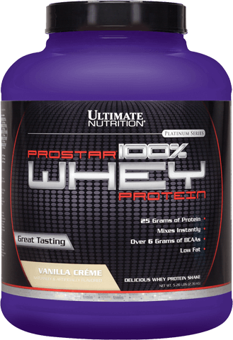 Купить Ultimate Nutrition Prostar Whey Protein 2, 39 кг, США