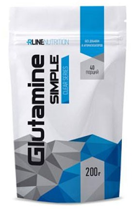 Rline Glutamine Simple 200 г