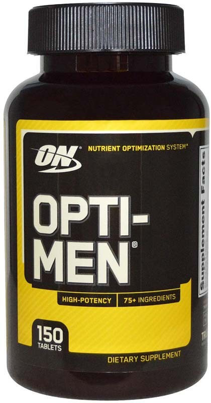 Optimum Nutrition (On) Opti-Men 150 таблеток