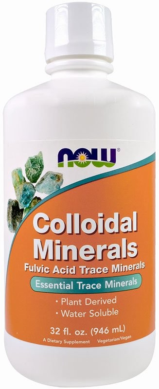 Now Colloidal Minerals 946 г