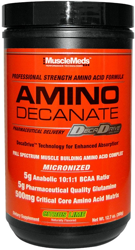 Musclemeds Amino Decanate 360 г