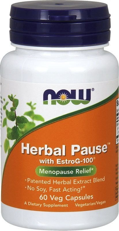 Now Herbal Pause 60 капсул