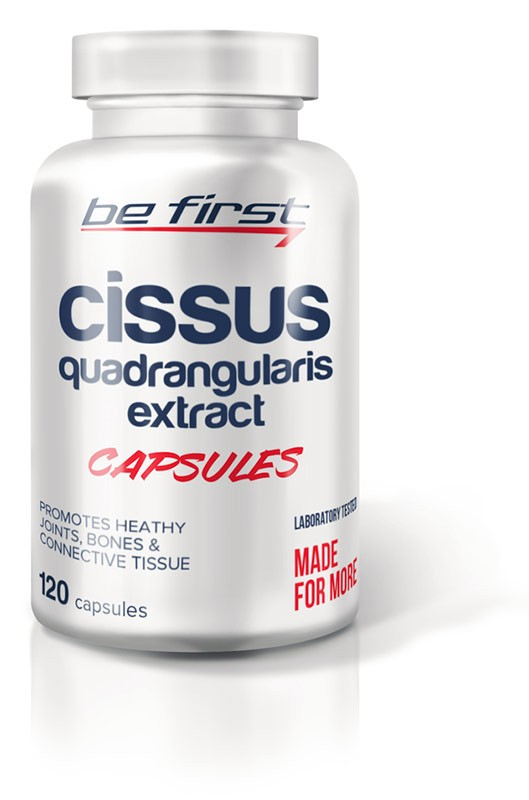 Be First Cissus Quadrangularis Extract Capsules 120 капсул