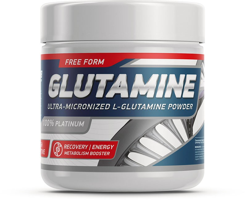 GeneticLab Nutrition Glutamine 500 г