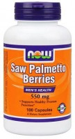 Saw Palmetto Berries 550 мг