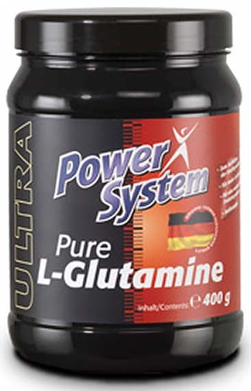 Power System Pure L-Glutamine 400 г