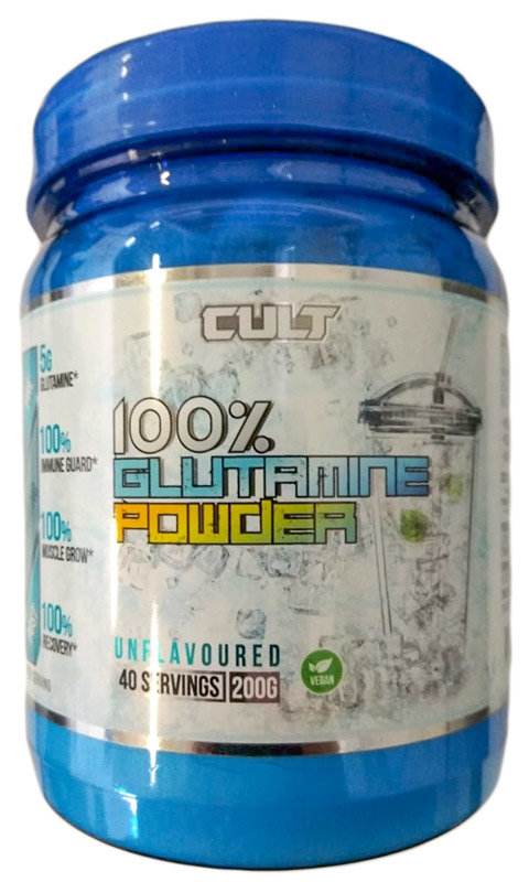Cult 100% Glutamine Powder 200 г