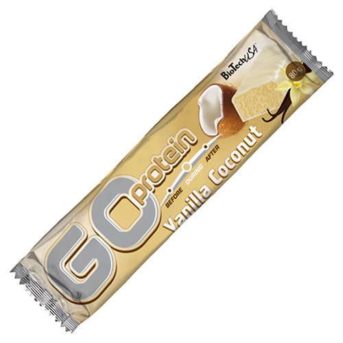 Купить BioTech Usa Go Protein Bar 80 г, Венгрия