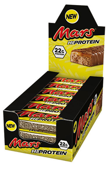 Mars Incorporated Mars Hi Protein Bar 66 г